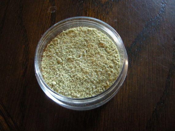 Chamomile Herbal Body Stress Powder by RedBirdNaturalLiving
