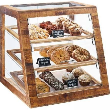 Pastry Display Case Countertop Google Search Escaparate De
