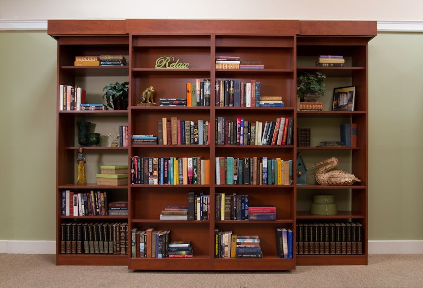 Murphy Bed Original Library Bed System The Best Murphy