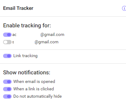 track gmail emails for free