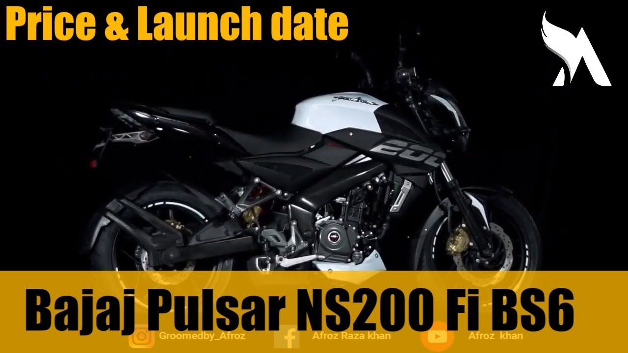 Bajaj Pulsar Ns200 Fi Bs6 Will Launch In 2020 Ns200 Fi Bs6