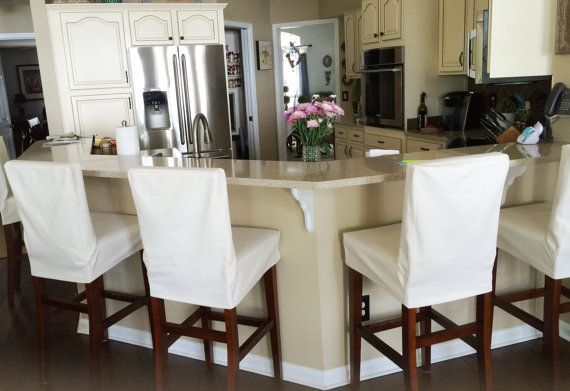 Barstool Slipcover Slipcovers For Chairs Counter Height Chairs