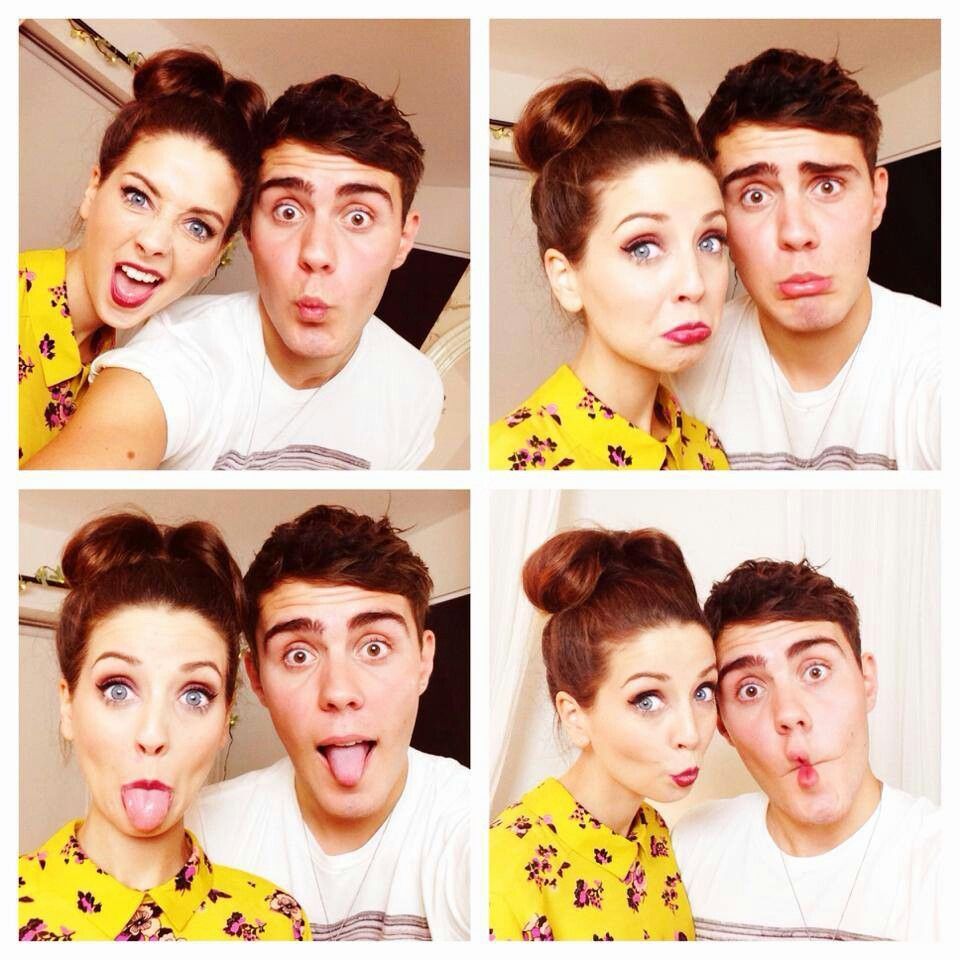 2 Favorite Youtubers: Zoella And Alfie. They're Awesome