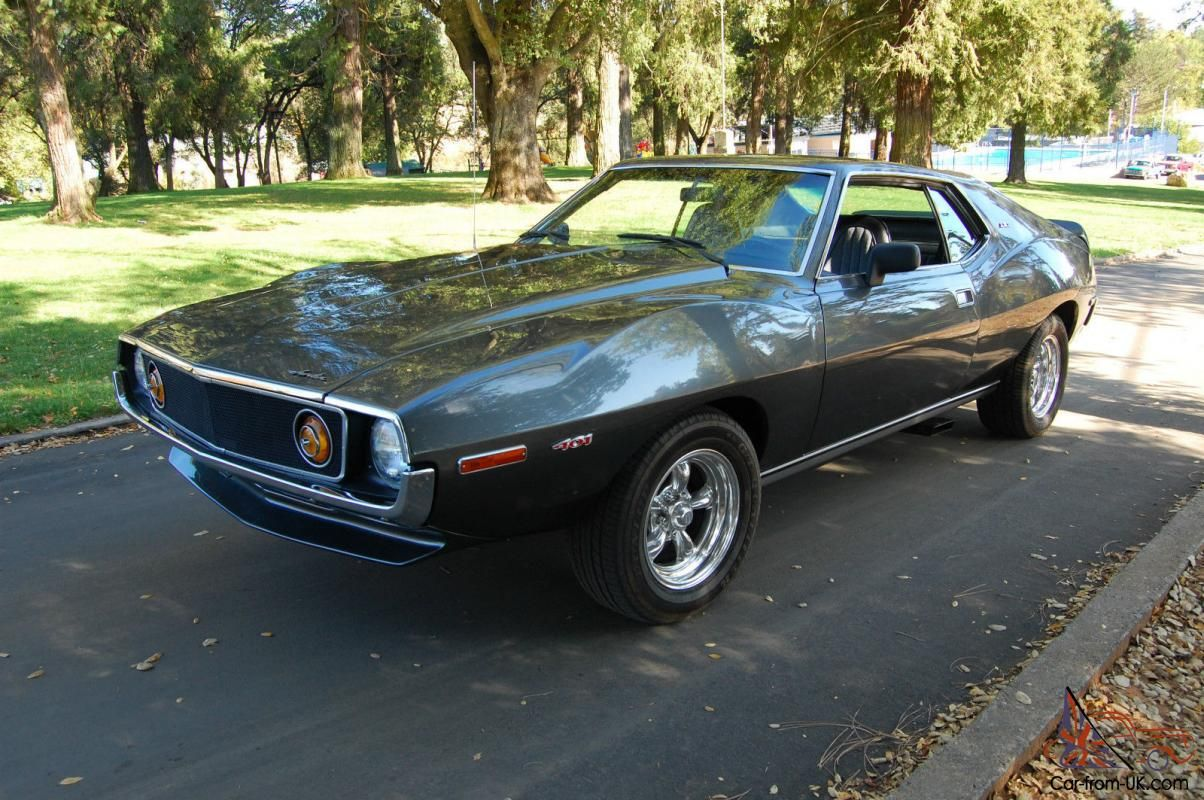 This Is A Numbers Matching 1973 Amc Javelin Amx Factory Z Code Car For Sale Description From Car From Uk Com I Searched For This On B Amc Javelin Amc Cars Uk