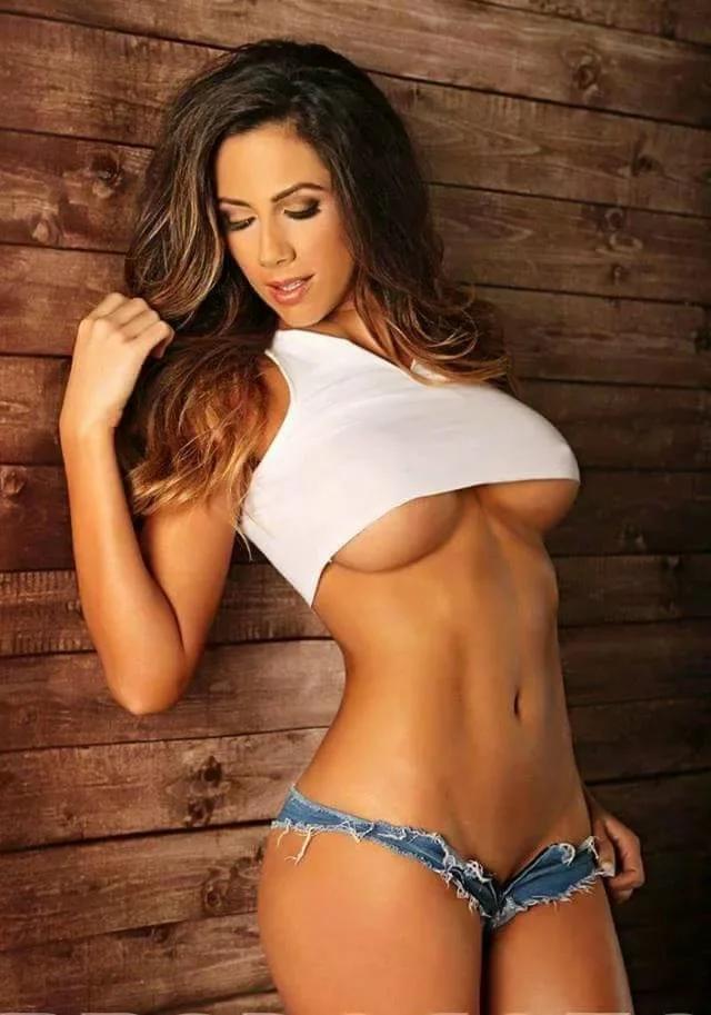 Hot girl on behance