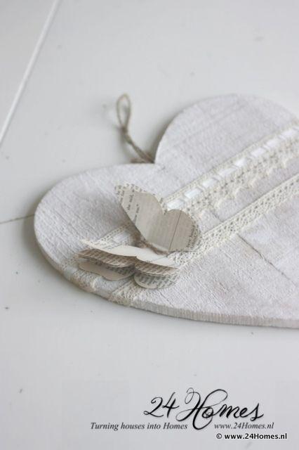 Butterfly Hearts Nice idea for a newborn