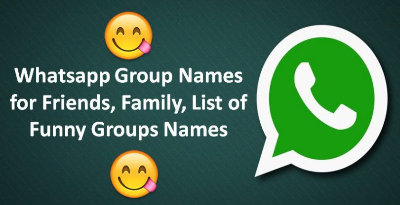 If You Want To Search Whatsapp Group Names For Friends Family And Your Special One Here You Will Find Comp Group Names Ideas Whatsapp Group Group Names Funny
