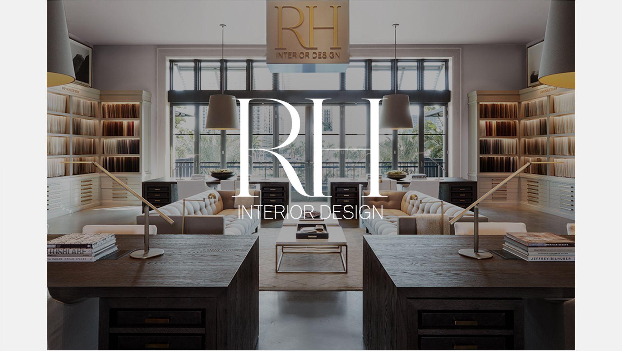 Design Atelier Rh Modern Interior Interior Design Design