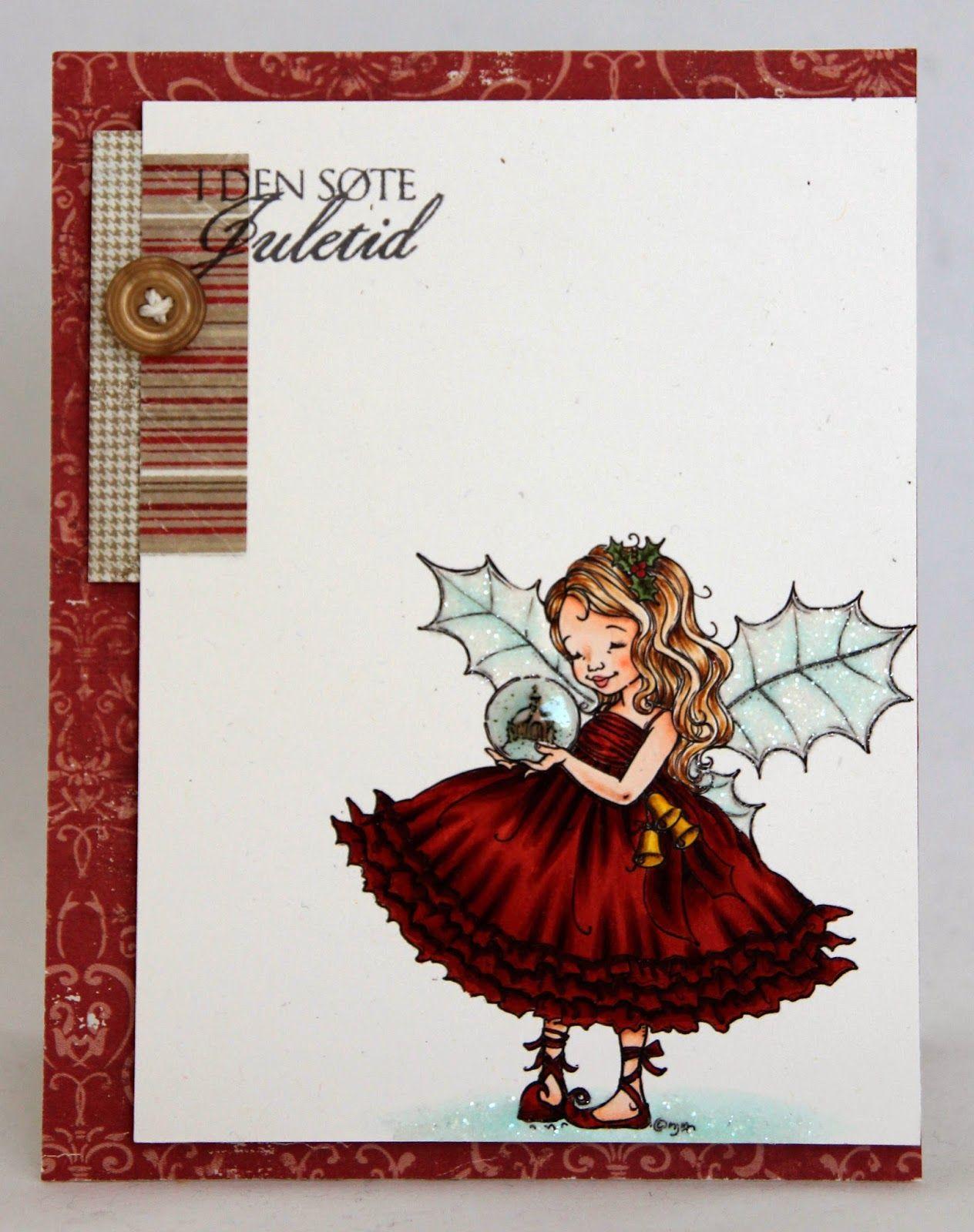Utfordring #62 Rød jul/Elin