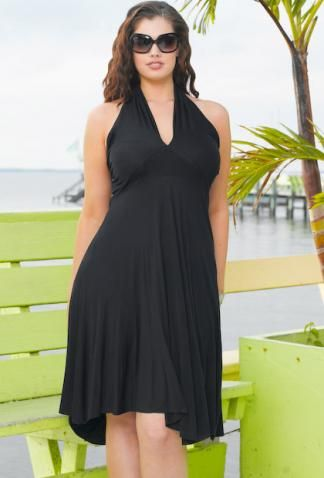 Convertible St Lucia Plus Size Dress Very Cruise Worthy My Style