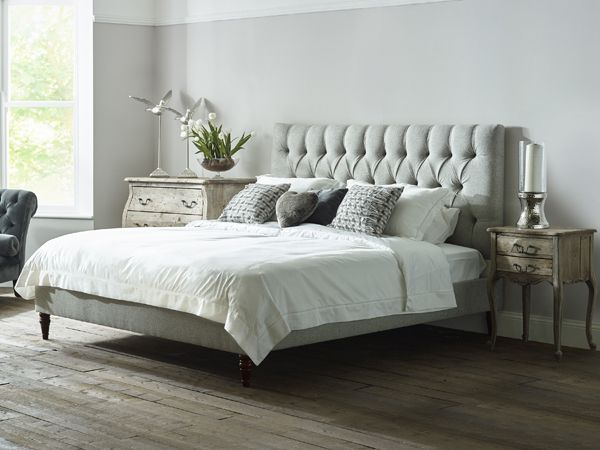 Lawrence Contemporary Bed Remodel Bedroom Super King Size Bed