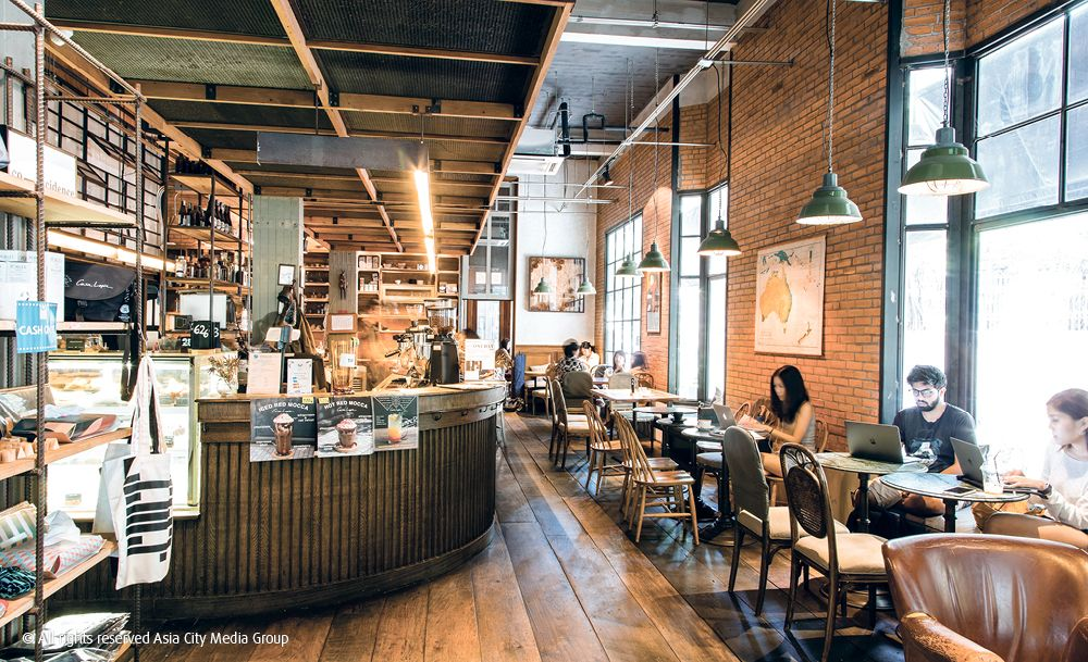 The 12 Best Cafes In Phrom Phong Cool Cafe Cafe Best