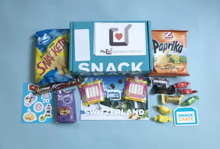 The Best Snack Subscription Boxes 2019 Readers' Choice