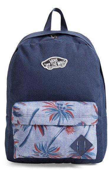 rozsądna cena styl mody najtańszy Vans+'Old+Skool+II'+Backpack+(Kids)+available+at+#Nordstrom ...