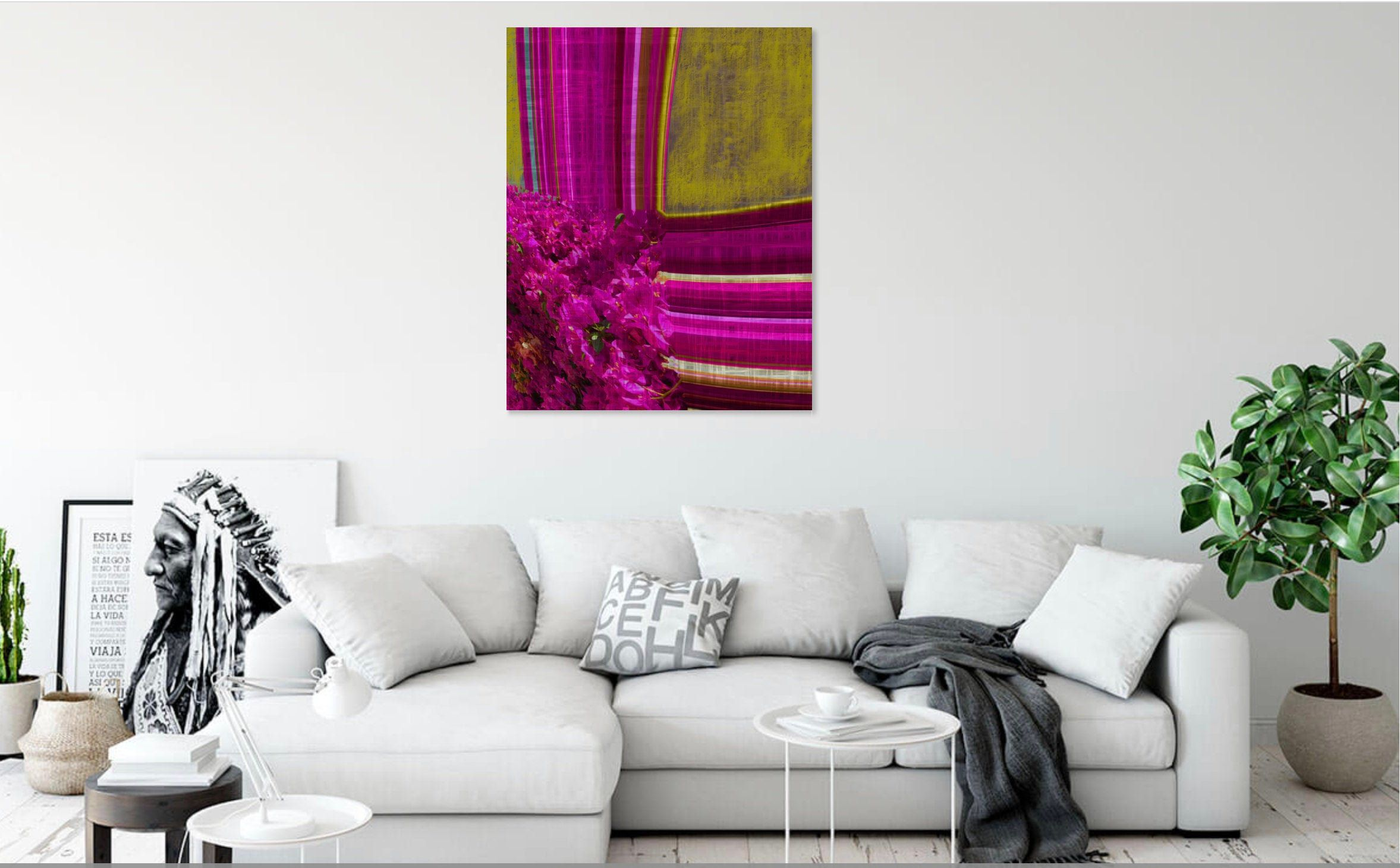 Abstract Wall Art Painting Printed On Canvas Fine Art Wall Hanging Decor Original Geometric Art In 2021 Abstract Wall Art Painting Hanging Wall Art Wall Art Painting