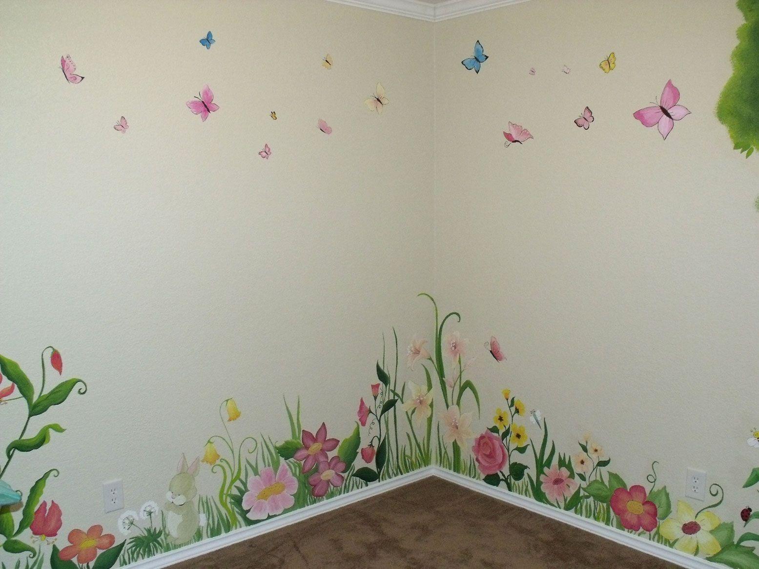Children s murals diy paint by number wall murals - Best 25 Nursery Wall Murals Ideas On Pinterest Nursery Murals Murals And Tree Wall Murals
