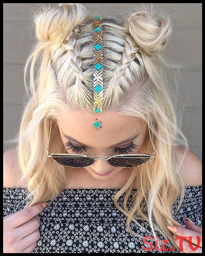 Trend Watch Mohawk Braid Into Top Knot Half Up Hairstyles Trend Watch Mohawk Braid Into Top Knot Half Up Hairstyles This Season S Most Popular Half Up Hairstyle Combines Two Ever Popular Trends Braids And Bun A Narrow Mohawk Braids Into Double Or Single Half Up Top Knots Is The Latest And #messybunformediumhairdouble #trend #watch #mohawk #braid #into #knot #half #hairstyles #this #season #most #popular #hairstyle #combines #ever #trends #braids #narrow #double #single #knots #latest #coolest #braidedtopknots