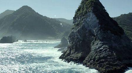 Área Visual - Blog de Arte y Diseño: Mark Toia. Un vuelo en helicóptero sobre Nueva Zelanda