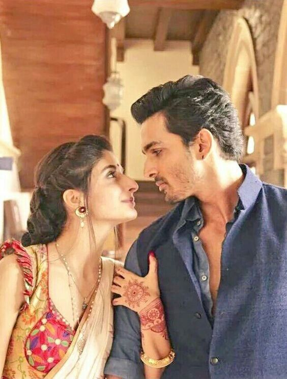 The Most Perfect Couple Harsh And Mawra Bollywood Couples