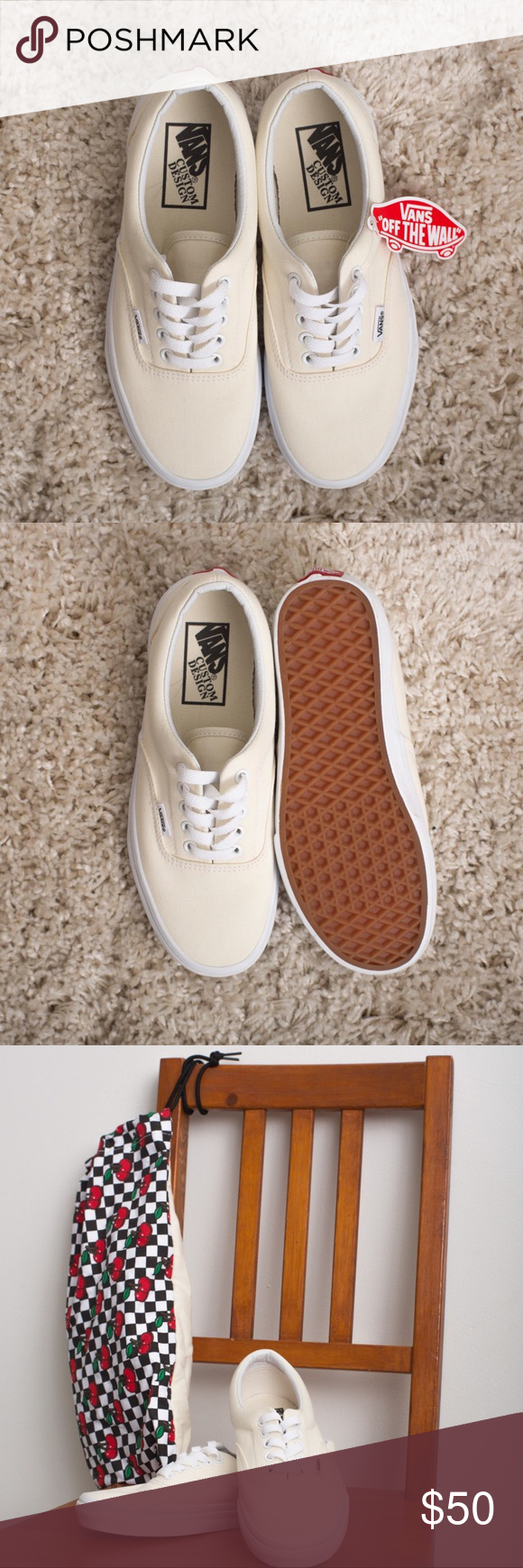 Off White Vans Never Been Worn Custom Shoes Sneakers