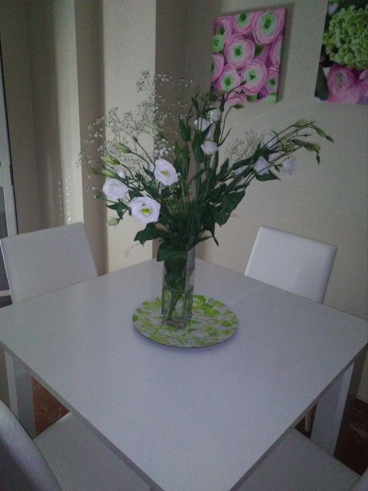 Centro flores 3€