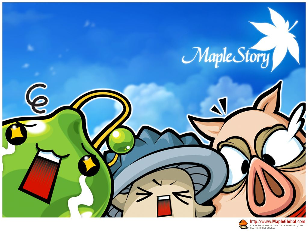 Maple Story Fullsize Image 1024x768 Zerochan Maple Story Maple Artwork