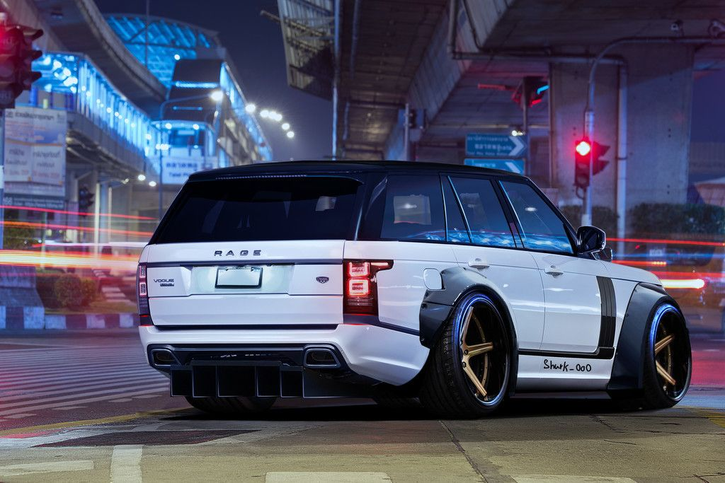 Range Rover Suv Car Art 5k Wallpaper With Images Range