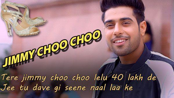 95b6ed5dac1 Jimmy Choo Choo Lyrics from Punjabi Song 2017 sung by Guri and beautiful  RAP given by
