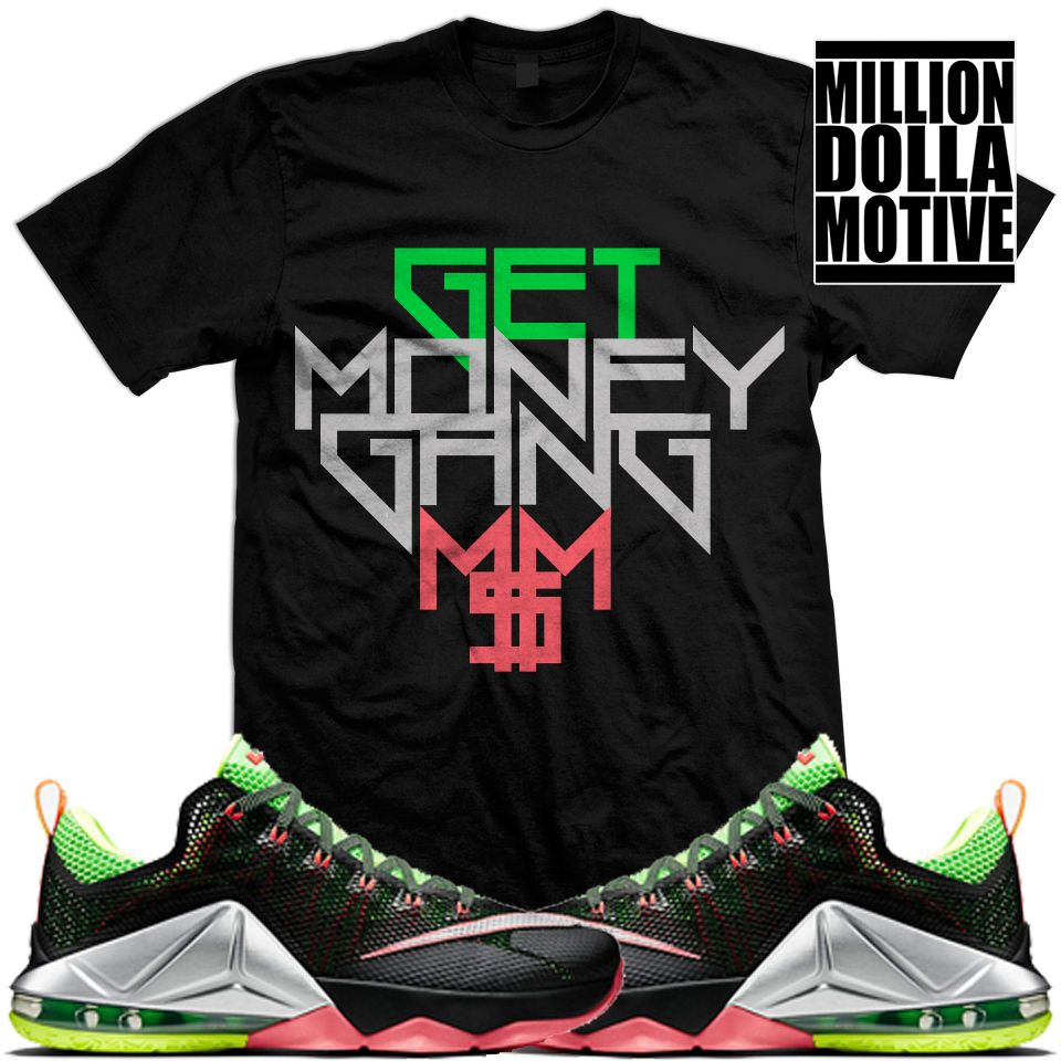 19e3efd506d *NEW* Sneaker Shirt to match the Nike Lebron Low 12 Remix shoes is available