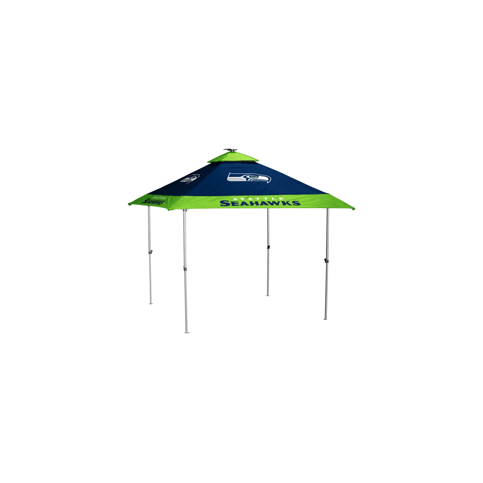 NFL Seattle Seahawks 10x10u0027 Pagoda Canopy Tent  sc 1 st  Pinterest & NFL Seattle Seahawks 10x10u0027 Pagoda Canopy Tent | Canopy tent Nfl ...