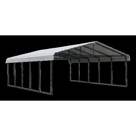 Patio Garden Steel Carports Car Canopy Steel Roof Panels