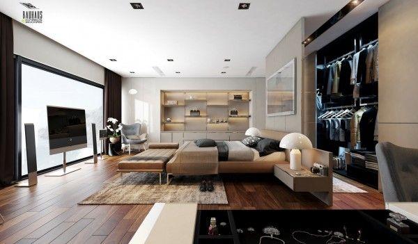 Inspirational Interior Ideas From Bauhaus Architects  Associates