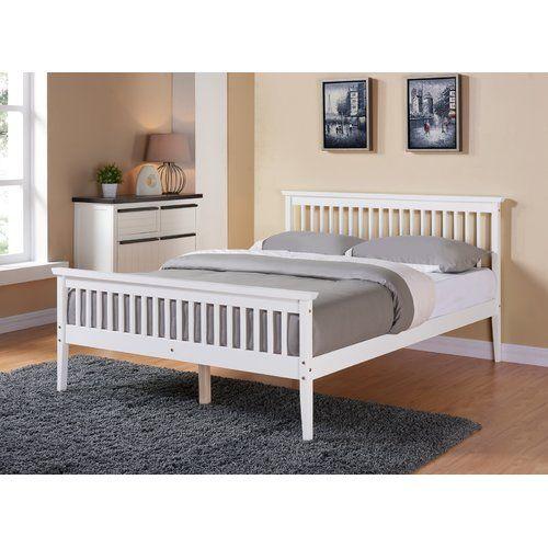 Brambly Cottage Shaker Bed Frame Bed Frame Bed Frame Design