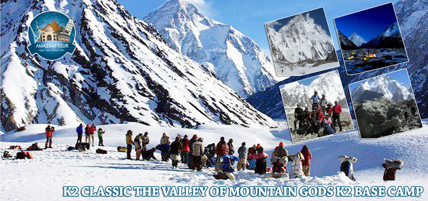 k2 classic the valley of mountain gods k2 base camp baltistan