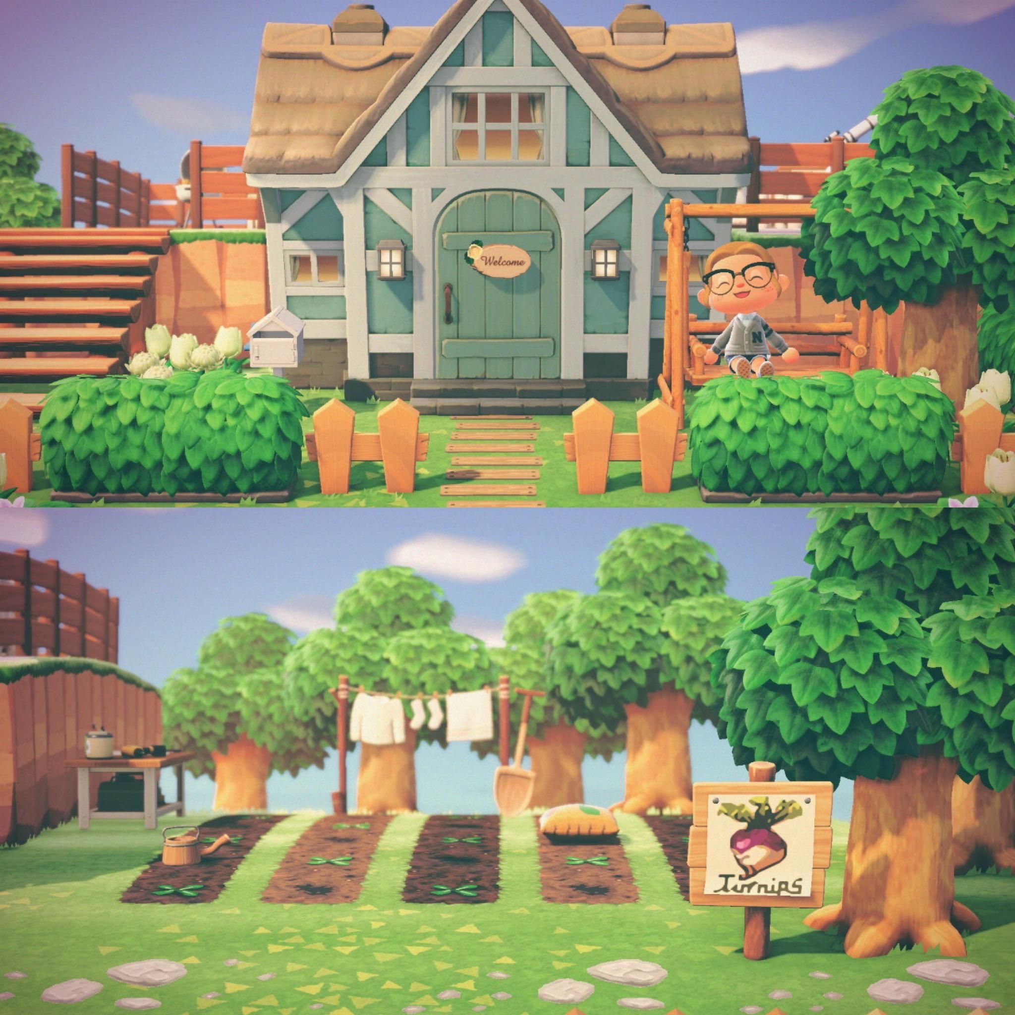 r/AnimalCrossing - I think I'm finally happy with the ...