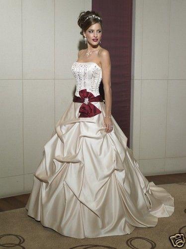 Belle robe différente