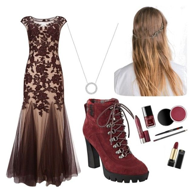 """Fall Formal. Idk..."" by artisticmoose13 on Polyvore featuring Phase Eight, Nine West, Michael Kors and Zara"