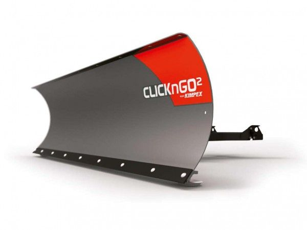 Das neue ClickNGo2 Schneepflug-Set ist ein kompetenter Mix zwischen Flexibilität, Festigkeit und Hochleistun