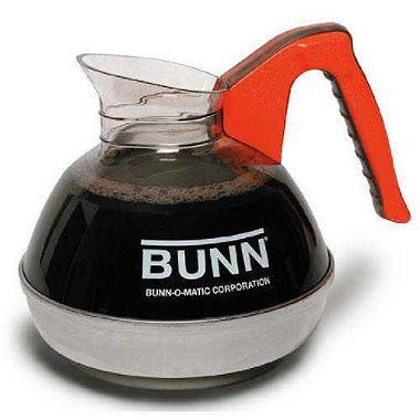 Bunn 64-oz Easy Pour Decanter-Orange Handle, $40.99 - www.buydepot.net - (http://www.buydepot.net/bunn-64-oz-easy-pour-decanter-orange-handle/)