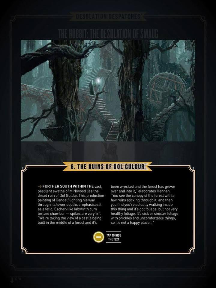 Empire Magazine - Dicembre 2013 #LoHobbit #DesolazionediSmaug #TheHobbit #Hobbit
