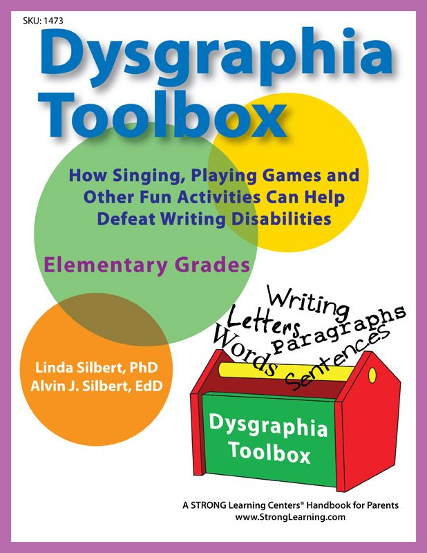 Fun And Games For Kids With Dysgraphia Dysgraphia Learning Disorder Dyslexia Strategies