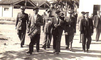 QUINTES-Mirador del Cantábrico:Fiesta del Pilar, 1969