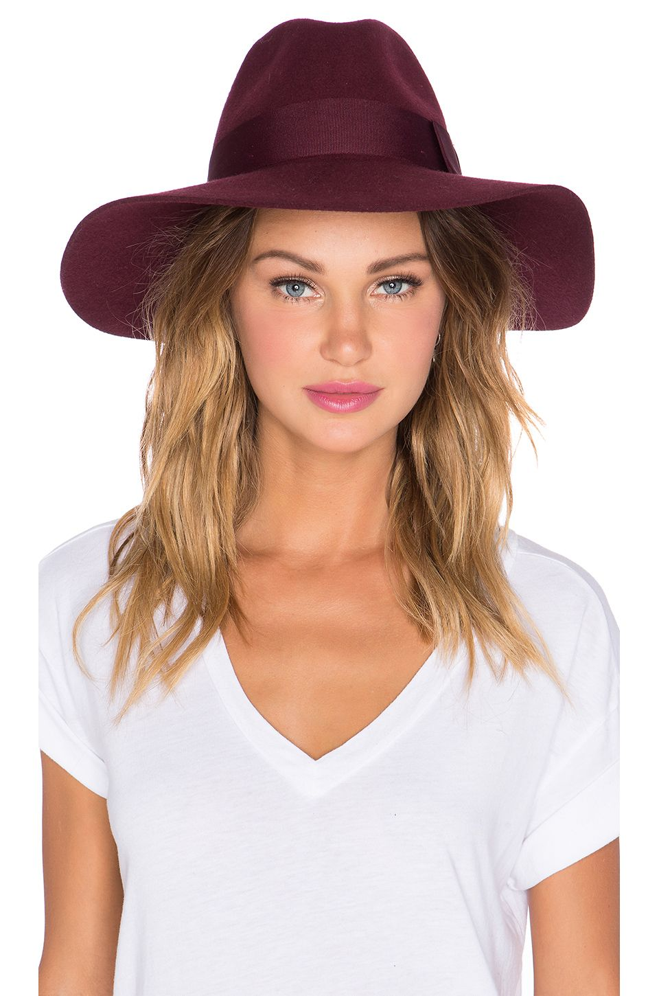 c2a4b02c Brixton Piper Hat in Wine | Accessories | Hats, Hat hairstyles ...
