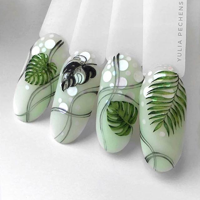 """Photo of •ЛИПЕЦК •Nails •Brows •Lashes on Instagram: """"#laque_stikers337 100₽ – Слайдеры на прозрачной пленке 100₽ – Фольгированные (F) 100₽ – #Трафареты для объёмного дизайна (Т), #DEEPdesign…"""""""
