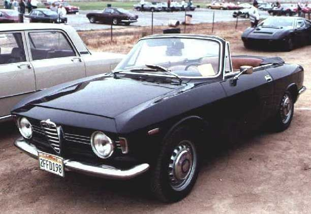 Alfa Romeo Giulia Sprint Gtc 1964 1966 Gta