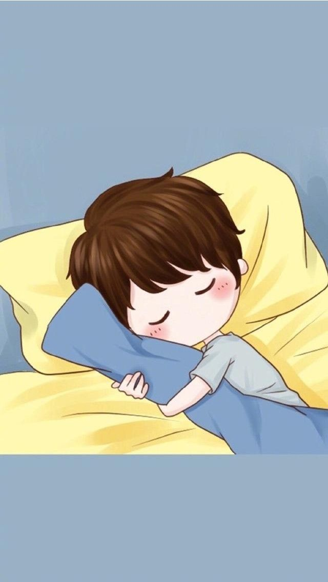Cute Sleep 640 X 1136 Wallpapers Available For Free Download Cute Couple Cartoon Cute Love Cartoons Cute Couple Wallpaper