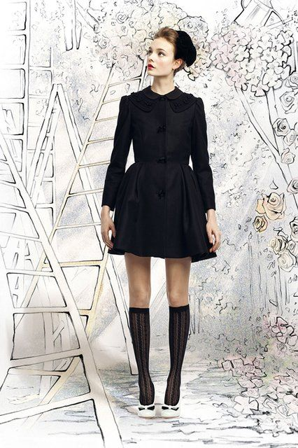 Red Valentino collection look