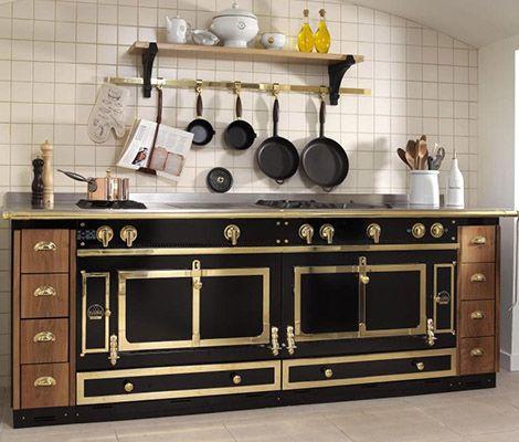 Grand Palais 180 - La Cornue | Rooms - Kitchen | Pinterest | Stove ...