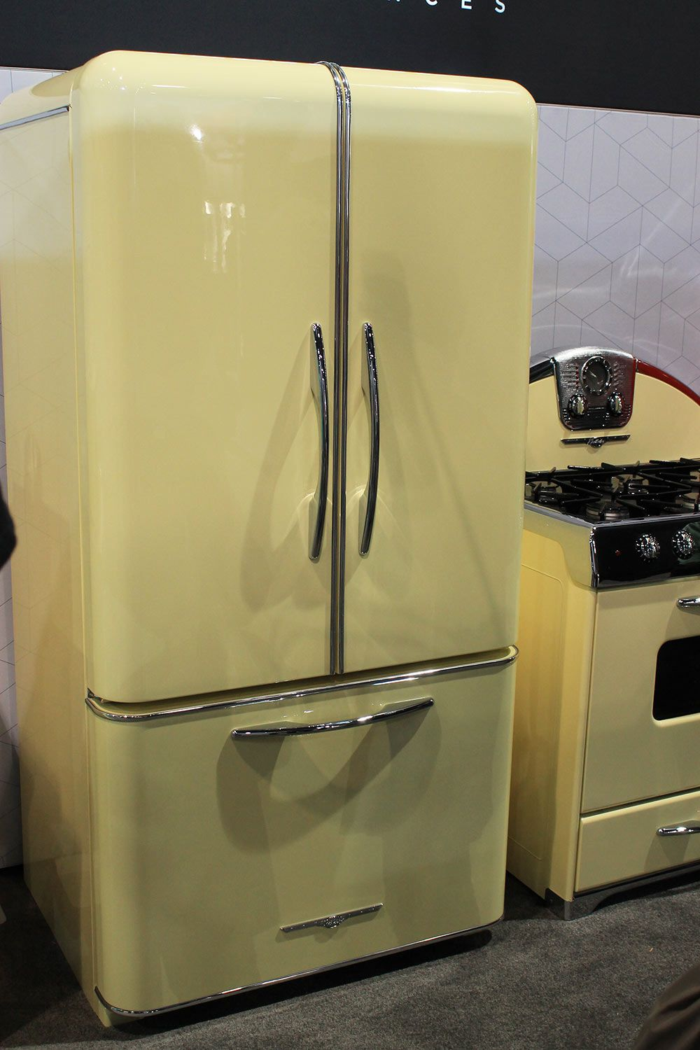 Bon Northstar Vintage Style Kitchen Appliances From Elmira Stove Works