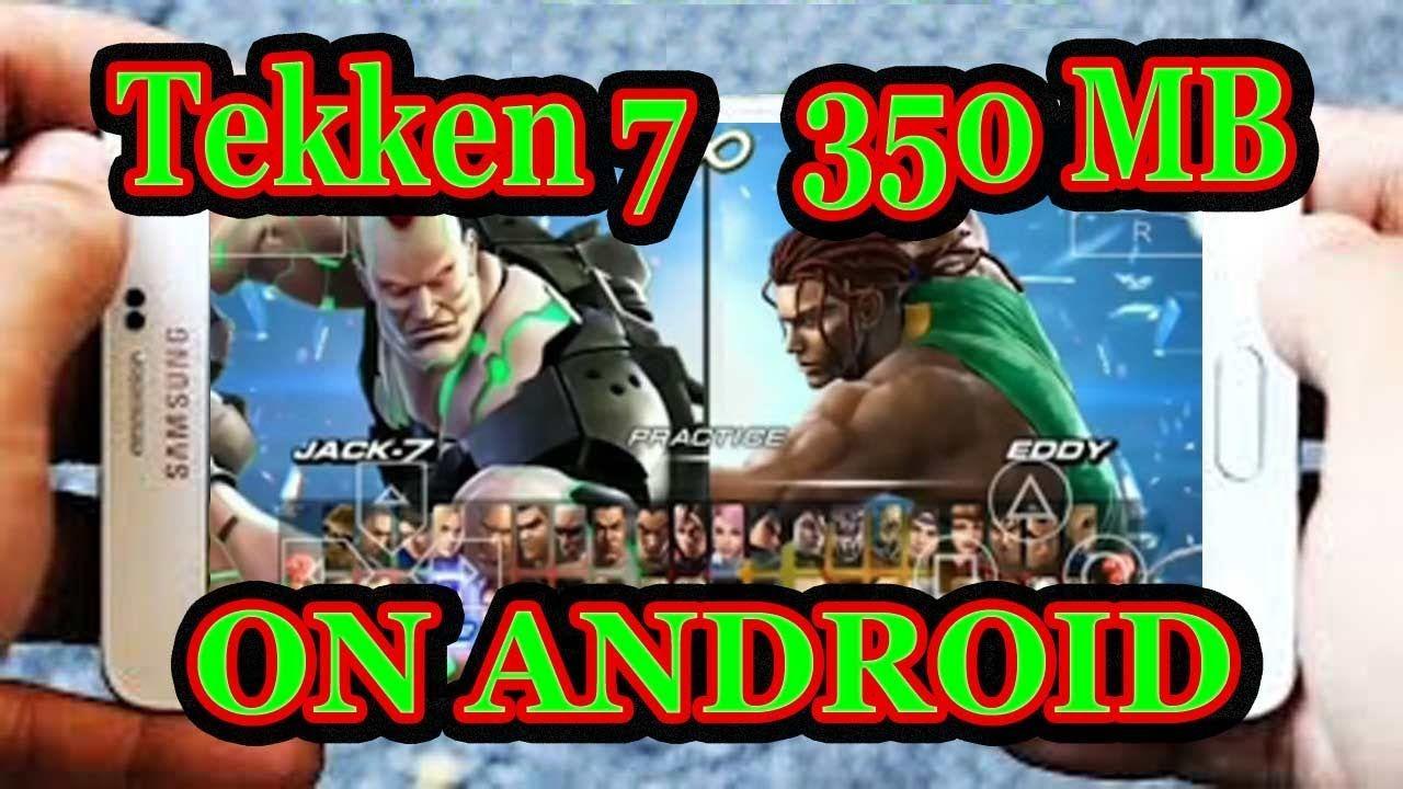 Tekken 6 apk download 35 mb | Download, Install & Play